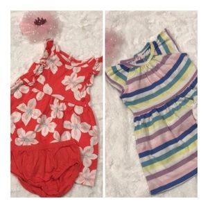 Dress Lot for Baby Girl size 9m